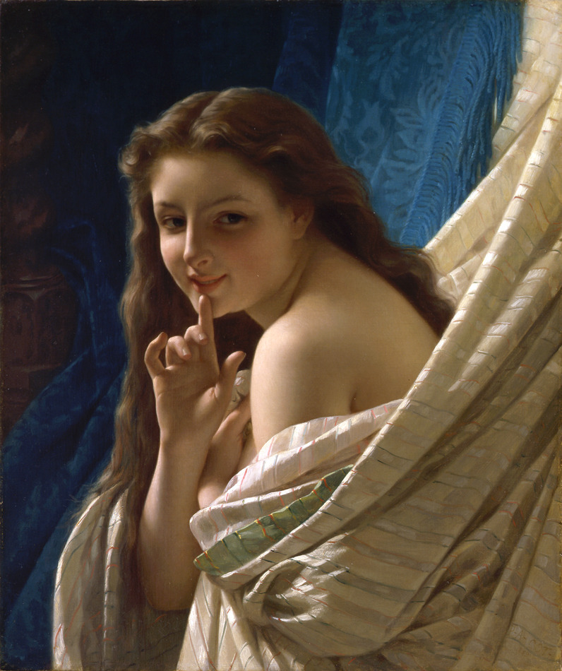Pierre-Auguste Cot - pittore
