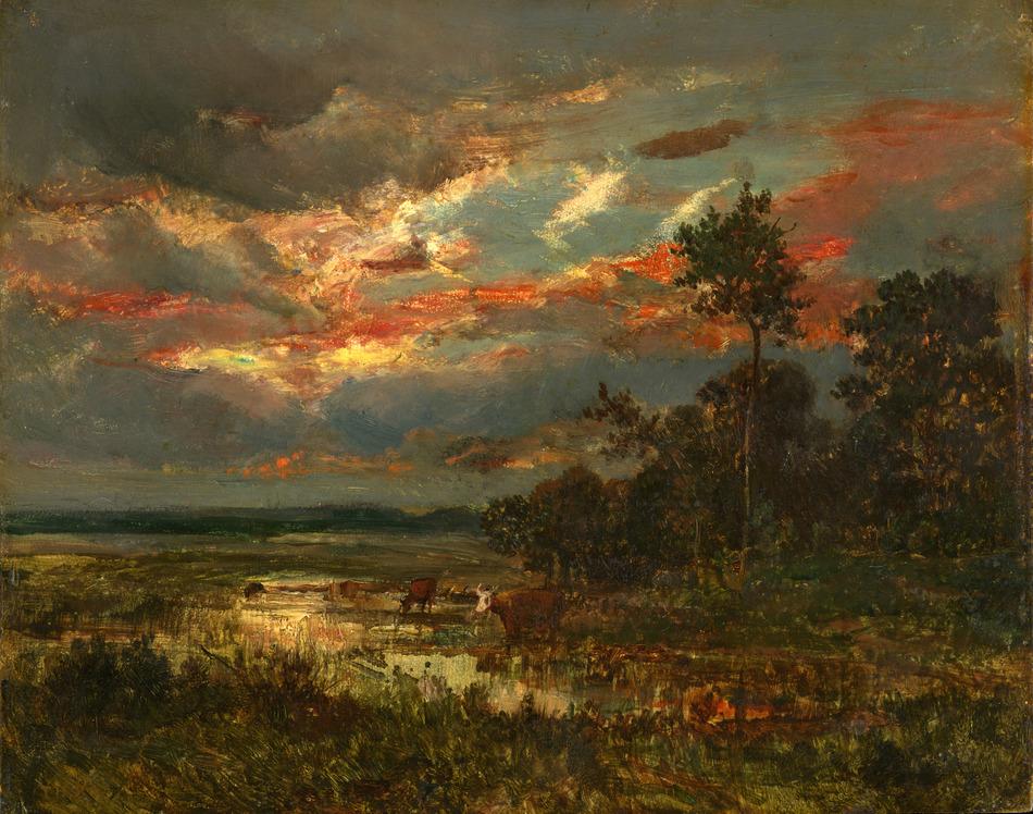 Schiller & Bodo | Artists | Pierre Étienne Théodore ... Theodore Rousseau