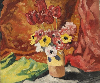 Vase de Fleurs by Louis Valtat (French, 1869 - 1952)