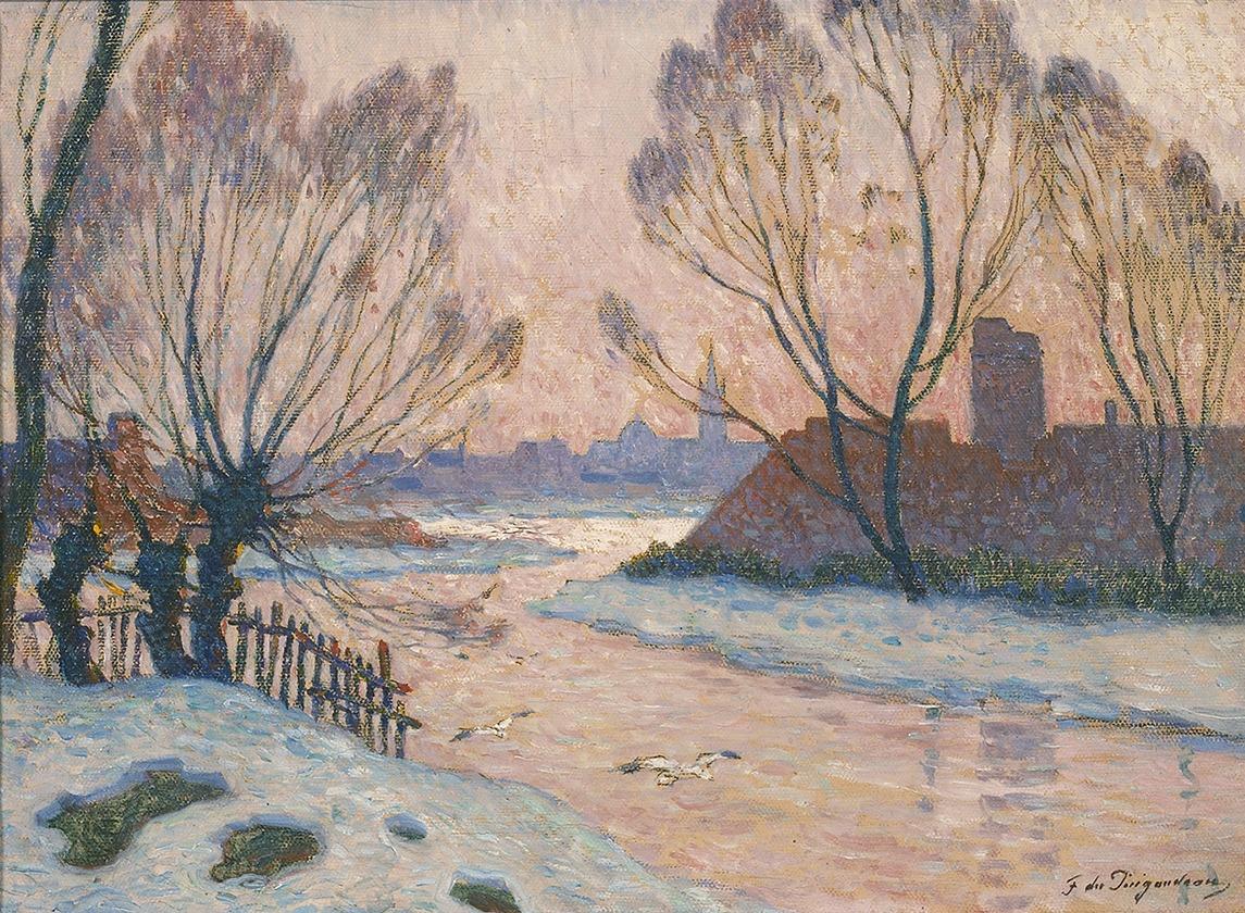 Color art nantes - Nantes By Ferdinand Loyen Du Puigaudeau French 1864 1930
