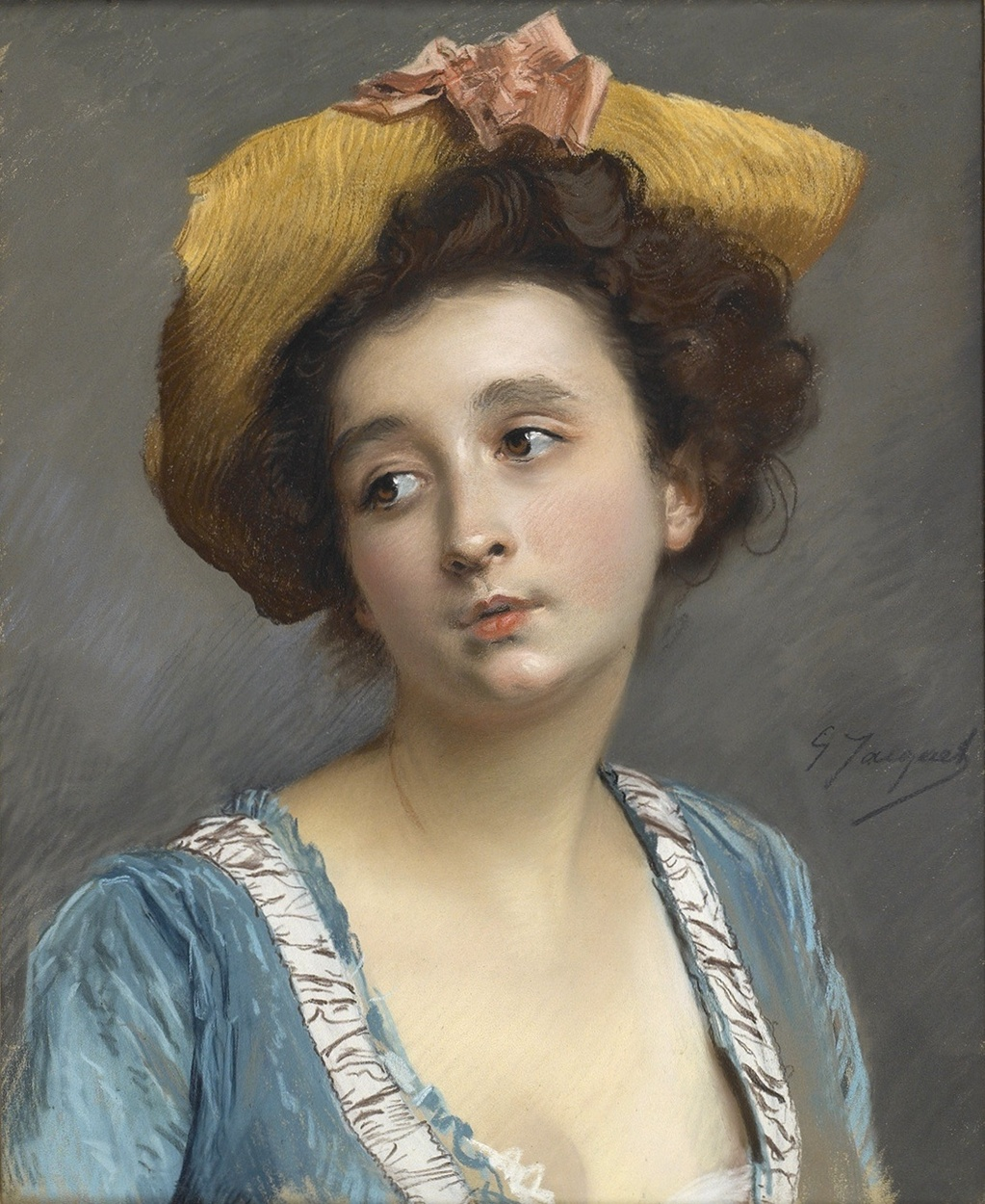 Schiller & Bodo | Artists | Gustave Jean Jacquet (French, 1846 ...