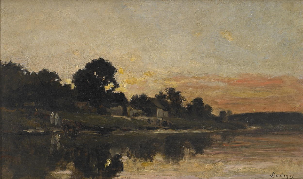 Schiller Amp Bodo Inventory Sunset Circa Late 1860s