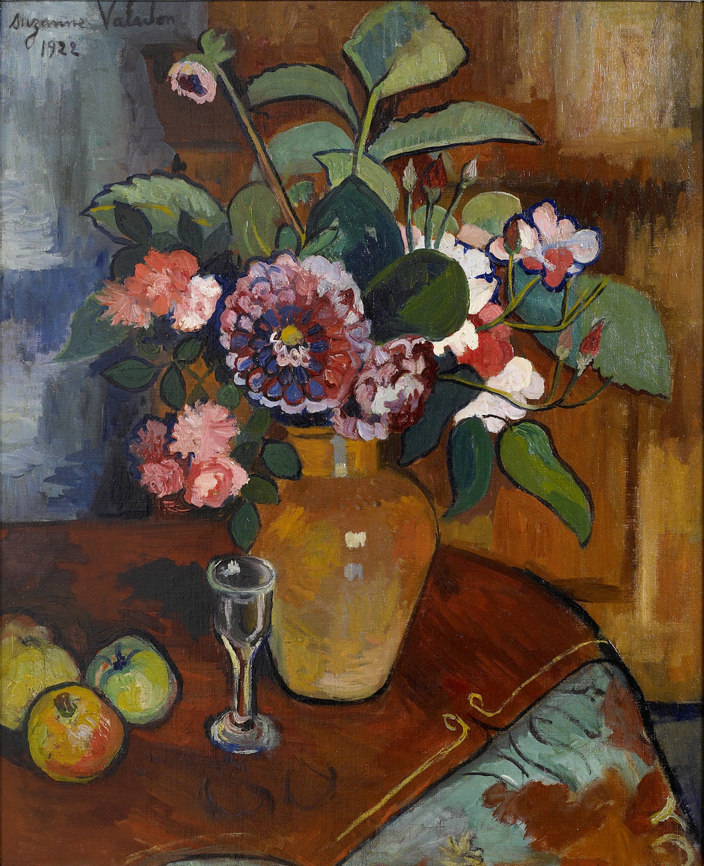 schiller bodo artists suzanne valadon french 1865 1938 artworks nature morte 1922. Black Bedroom Furniture Sets. Home Design Ideas