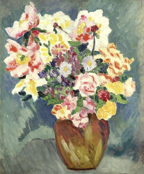 Bouquet de Fleurs, c. 1921 by Louis Valtat (French, 1869 - 1952)